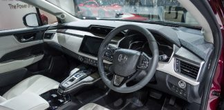 Honda Clarity Fuel cell2