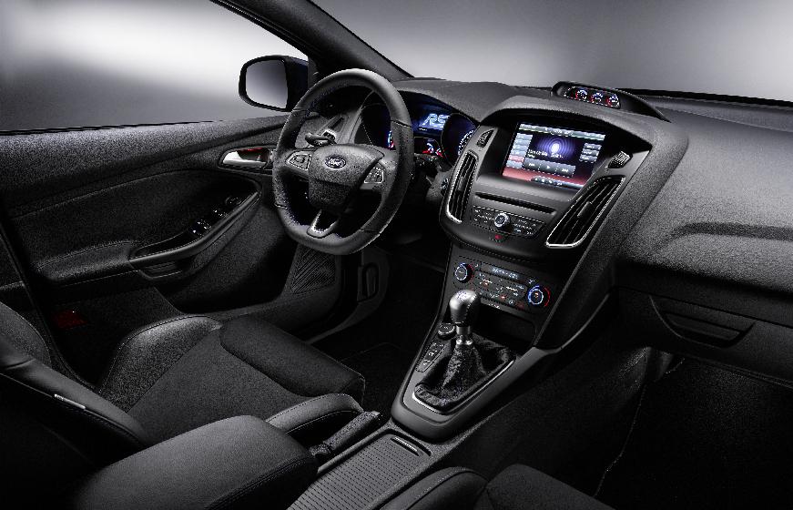 FordFocusRS Interior 01