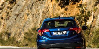 Honda HR-V Action 2