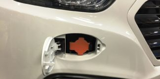 Converted Hyundai ix35 Fuel Cell
