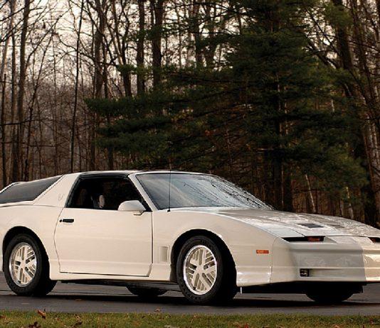 Pontiac Trans Am Kammback Concept
