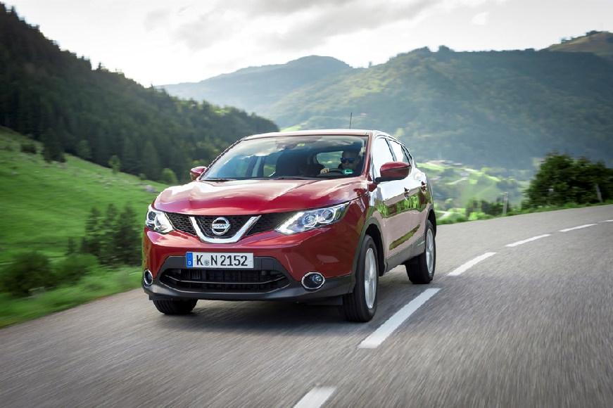 2007 – 2017 : H δεκαετία των χρυσών επιτυχιών  για το Nissan QASHQAI !