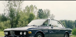BMW 3.0 CS Coupe του 1972 (VIDEO)