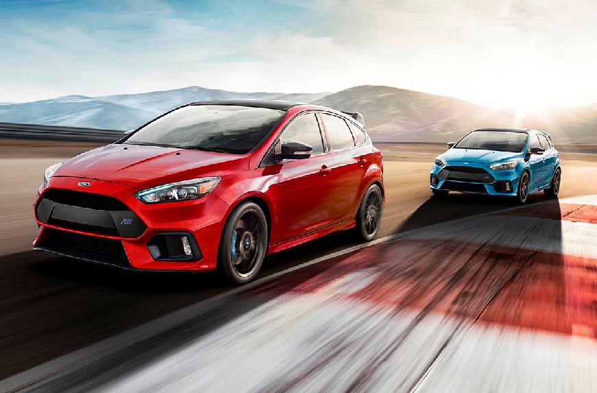 Περιορισμένη -και τελευταία- έκδοση του Ford Focus RS