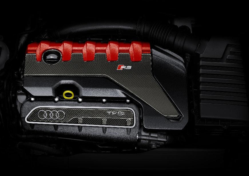 Audi 2.5 TFSI - Διεθνής κινητήρας της Χρονιάς