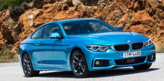Πρώτη επαφή με τη νέα BMW Σειρά 4