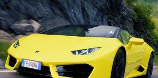 Lamborghini-on-the-Transfagarasan-Highway