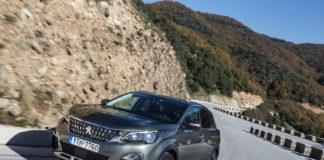 Δοκιμή: Peugeot 3008 1.2 Puretech 130ps