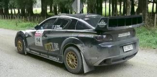 rx8 rally sound