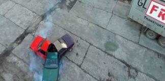 VIDEO - Έφτιαξαν spinner από... Lada