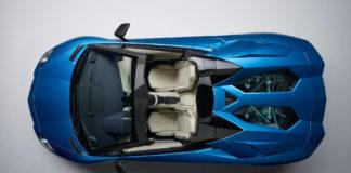 lamboprghini avendator roadster 4