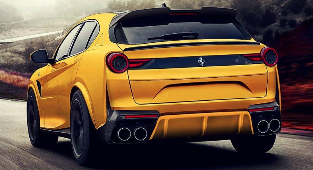 Πριν καιρό δεν υπήρχε καν η υποψία για ένα Ferrari SUV c410515bb8a