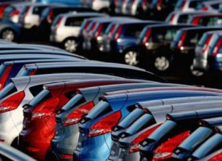 πωλήσεις αυτοκινήτων στην Ευρώπη