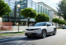 Το νέο MX-30 εφοδιάζεται με τον κινητήρα e-Skyactiv1 – τη νέα τεχνολογία ηλεκτροκίνησης της Mazda