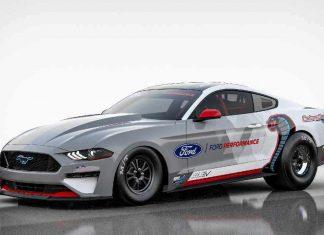 η Ford Performance λανσάρει σήμερα την εργοστασιακή και πλήρως ηλεκτρική Mustang Cobra Jet για συμμετοχή σε αγώνες dragster.