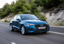 Audi A3 Sportback 35 TFSI MHEV