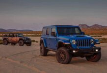 Jeep® Wrangler Rubicon 392