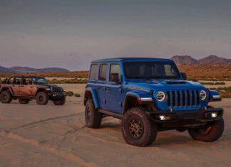 Jeep® Wrangler Rubicon 392