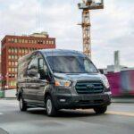 ηλεκτρικό Ford Transit
