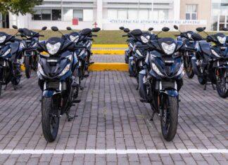 Honda GTR150 Supra