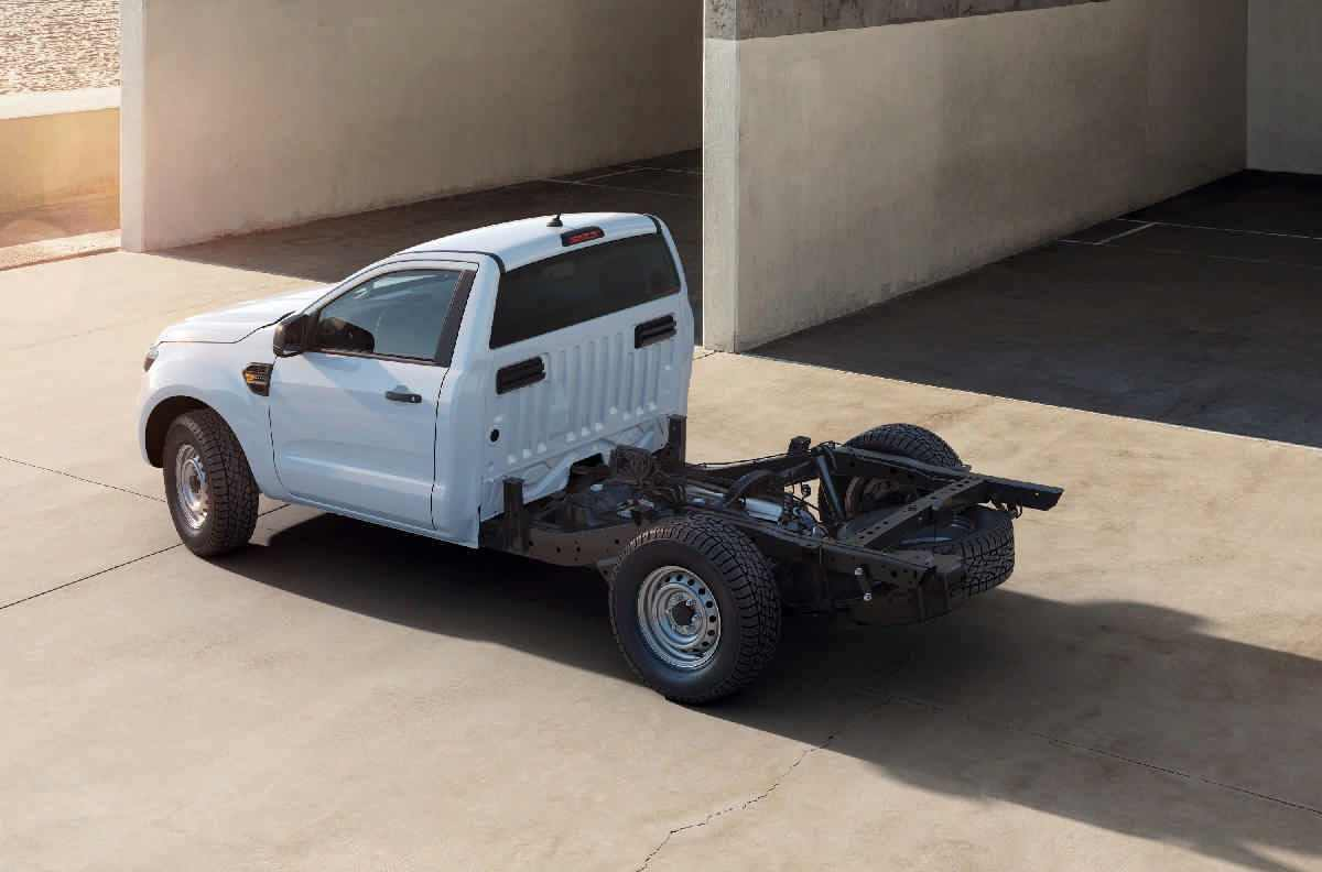 Ford ranger Chassis Cap