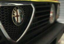 προσθιοκίνητη Alfa Romeo