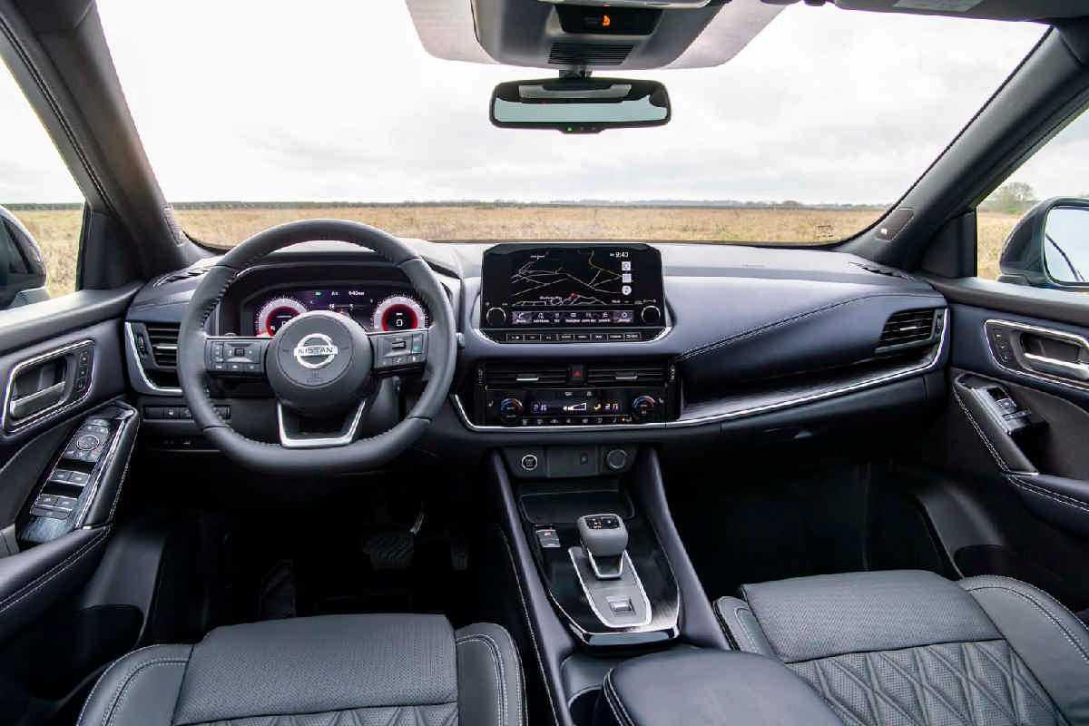 Νέο Nissan Qashqai 2021