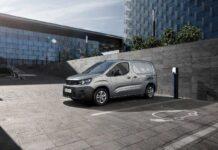 Tο νέο Peugeot e-Partner