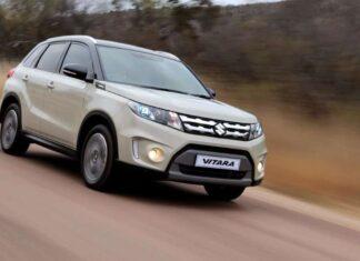 ανάκληση Suzuki Vitara