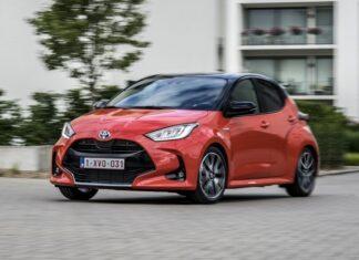 Toyota Yaris : Είναι το Car Of The Year 2021