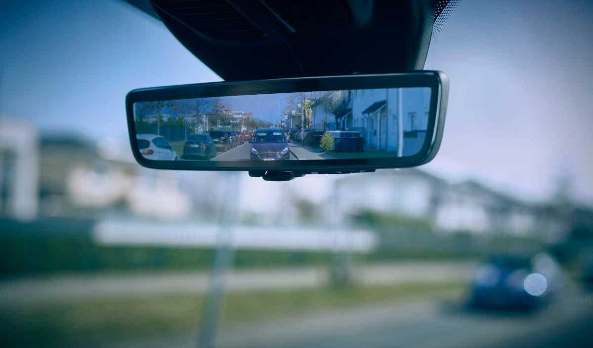 έξυπνο καθρέπτη