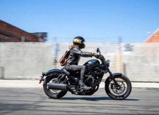 Honda Rebel CMX1100
