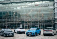 Υβριδικά Audi