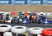 IAME Series Greece