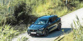 CUPRA Formentor : Βαθμολογία 5 αστέρων στο Euro NCAP