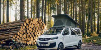 Opel Zafira Crosscamp Lite