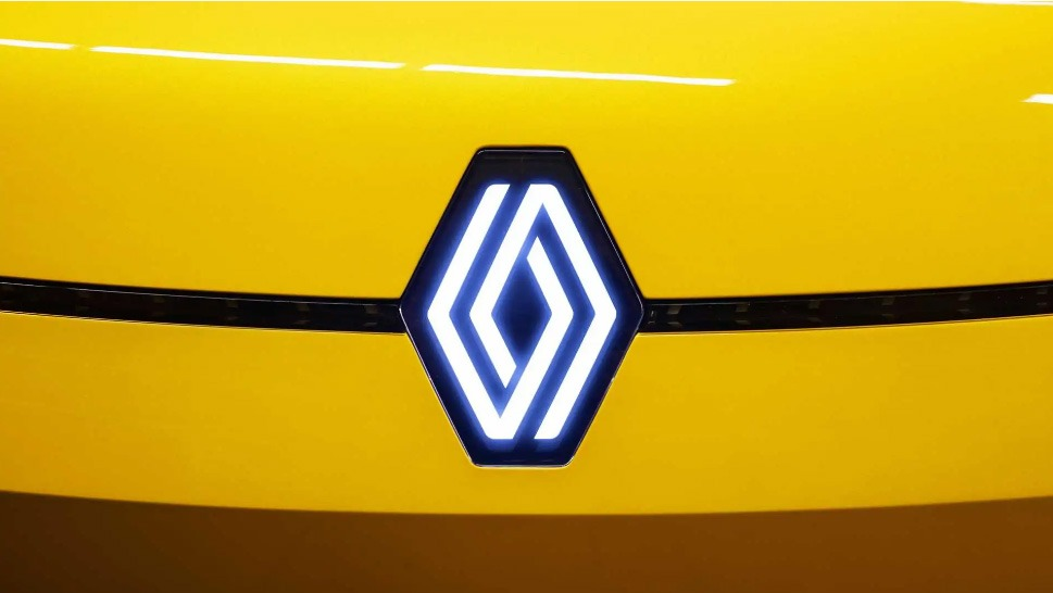 renault logo 2020