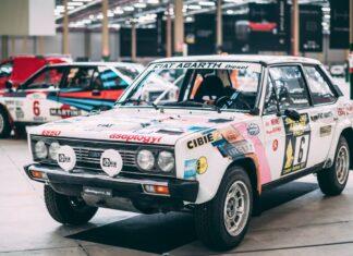 Fiat 131 Abarth Diesel