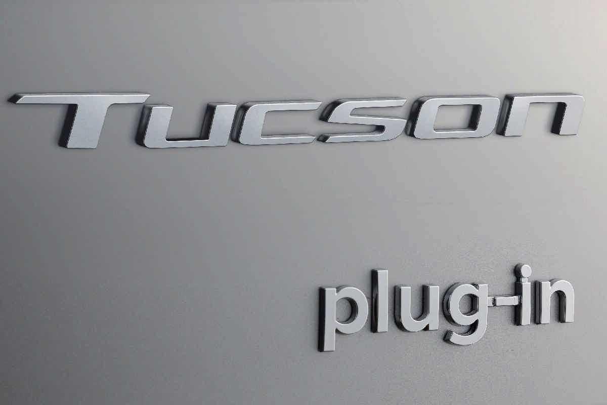 Tucson Plug-in Hybrid 4x4