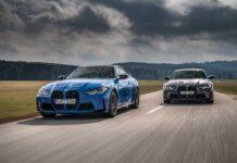 BMW M3 και BMW M4