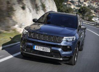 Οι τιμές για το νέο Jeep Compass
