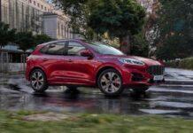 νέο Ford Kuga PHEV