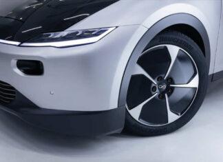 Το πρώτο ηλιακό, ηλεκτρικό αυτοκίνητο