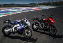 Οι νέες RS 125 και Tuono 125