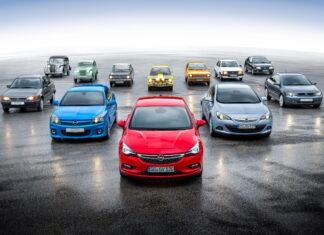 Από το Opel Kadett στο νέο Astra: Πορεία 85 χρόνων για την Opel