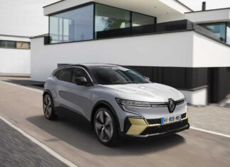 RenaultMegane E-TECH
