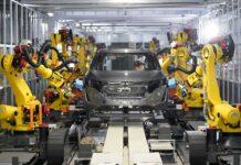 αυτοκινητοβιομηχανία