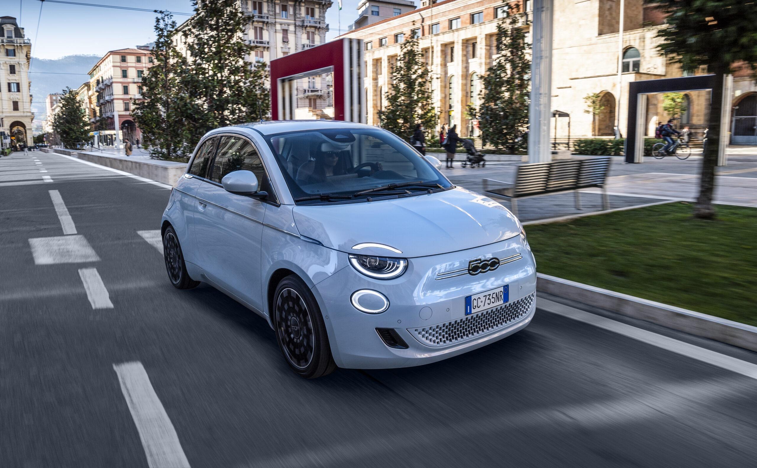 ηλεκτρικό FIAT500